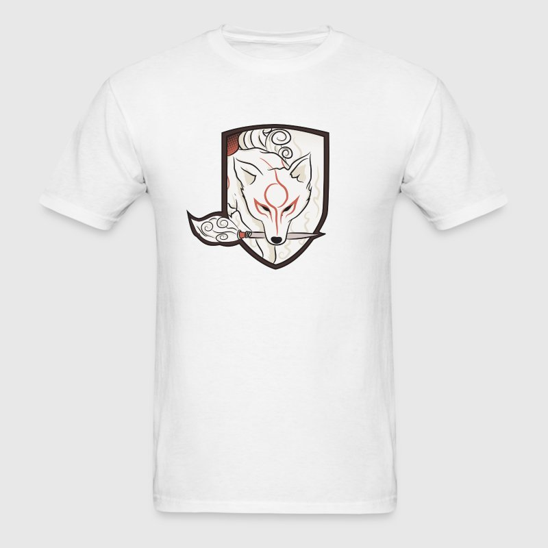 God Hound [Okami] T-Shirts - Men's T-Shirt