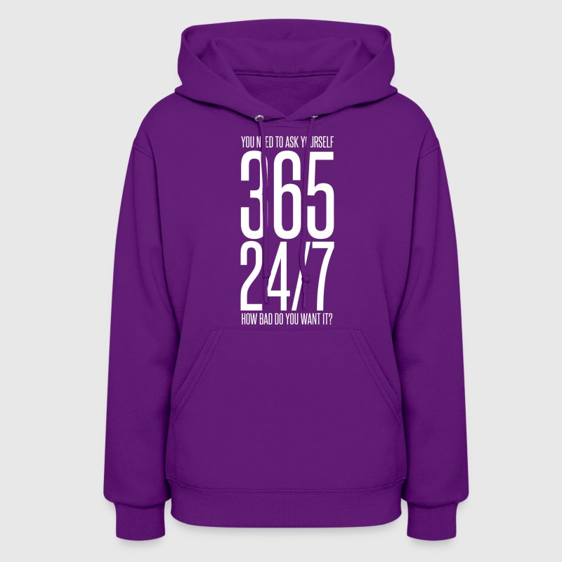 How Bad Do You Want It? LolClothing Hoodies - Women's Hoodie