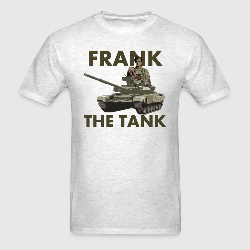 Old School Frank the Tank T-Shirts - Men's T-Shirt