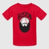 Boston Beards Kids' Shirts - Kids' T-Shirt