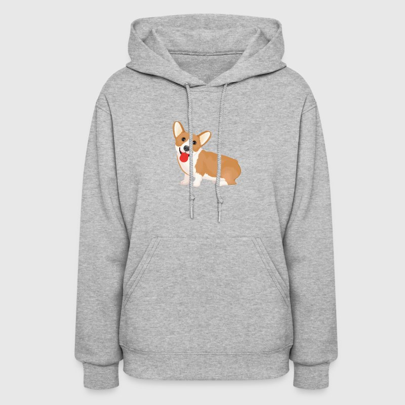 Dog - Pet - Animals - Corgi Hoodies - Women's Hoodie