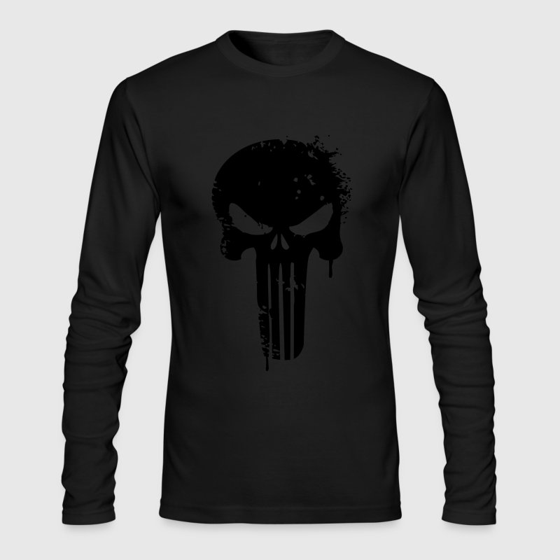 Not the Punisher - Men's Long Sleeve T-Shirt by Next Level