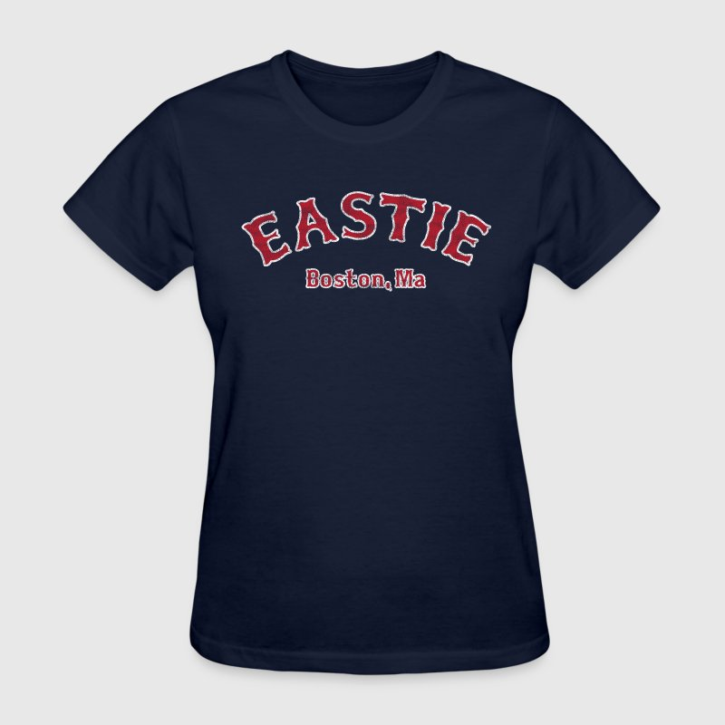 Eastie Boston Women's T-Shirts - Women's T-Shirt