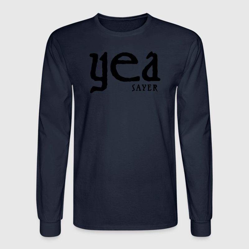 Yeasayer Long Sleeve Shirts - Men's Long Sleeve T-Shirt