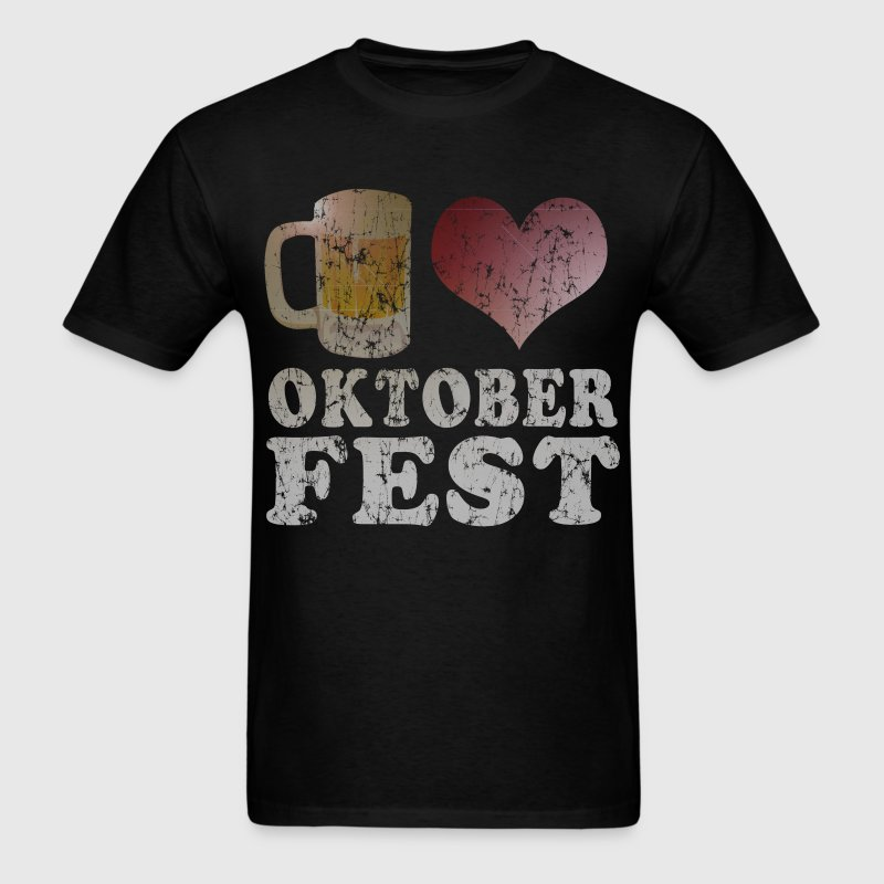 Beer Love Oktoberfest - Men's T-Shirt