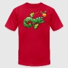 Abyssal Angler Fish with a Christmas Ball T-Shirts - Men's T-Shirt by American Apparel