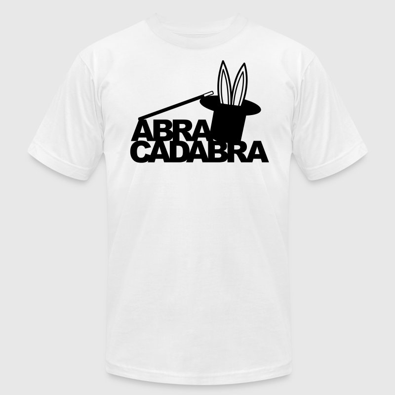 Magic Abracadabra T-Shirts - Men's T-Shirt by American Apparel