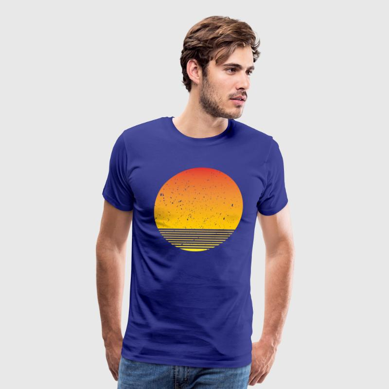 Sunshine Moonshine Sunrise T-Shirts - Men's Premium T-Shirt