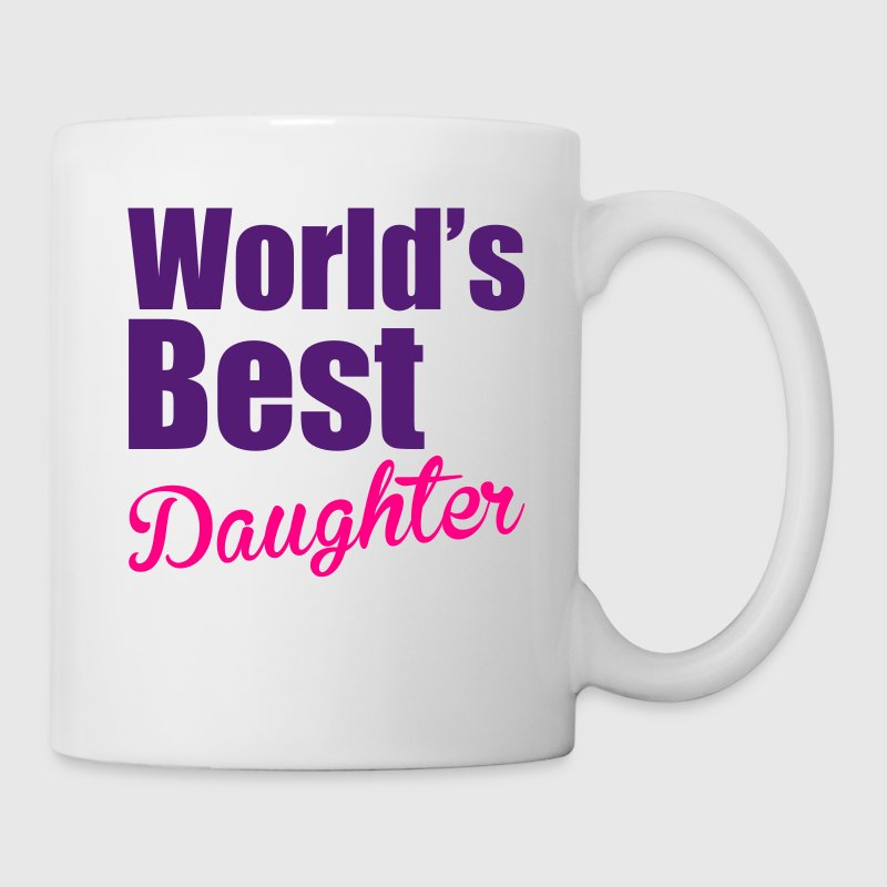 Daughter Bottles & Mugs - Coffee/Tea Mug