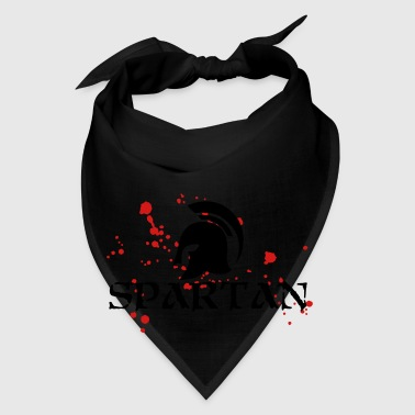 Spartan - Blood splatter Bags & backpacks - Bandana
