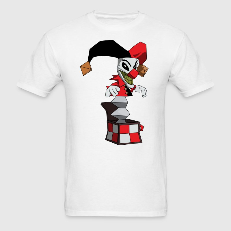 Jack In The Box T-Shirts - Men's T-Shirt