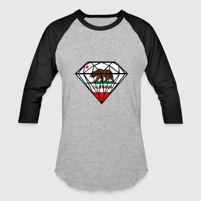 CALIFORNIA DIAMOND Hoodies - Baseball T-Shirt