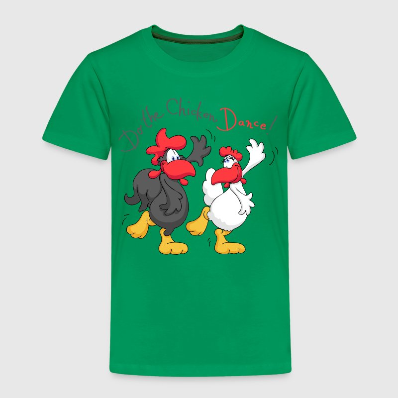 Do the Chicken Dance Baby & Toddler Shirts - Toddler Premium T-Shirt