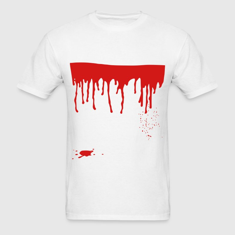 Blood T Shirt Spreadshirt