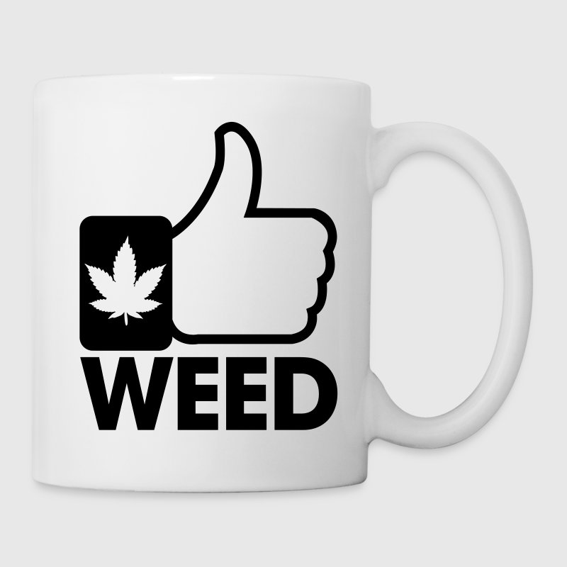 I Like Weed Bottles & Mugs - Coffee/Tea Mug