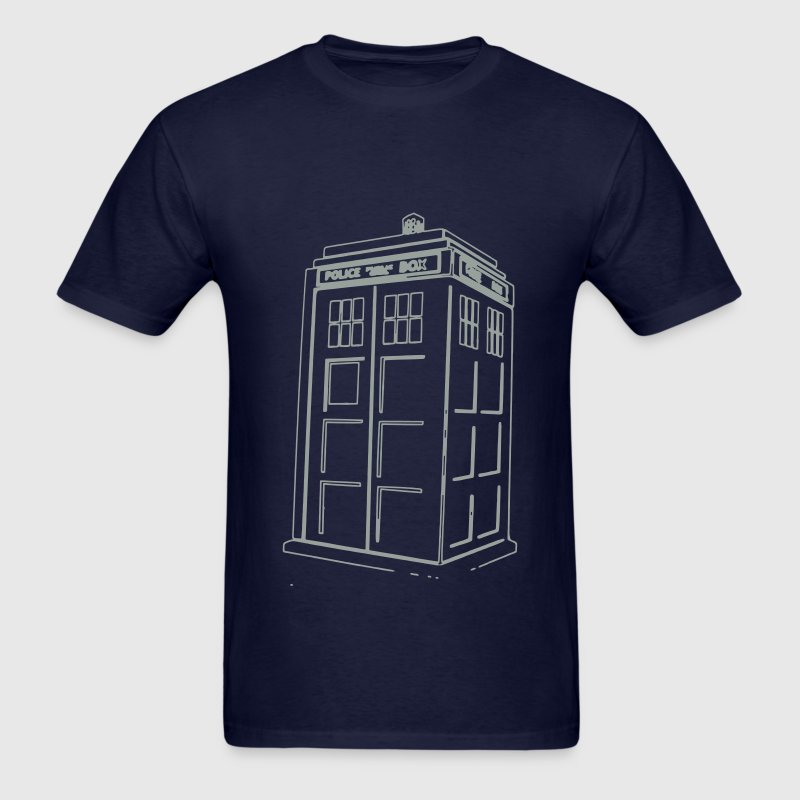 Call Box T-Shirts - Men's T-Shirt