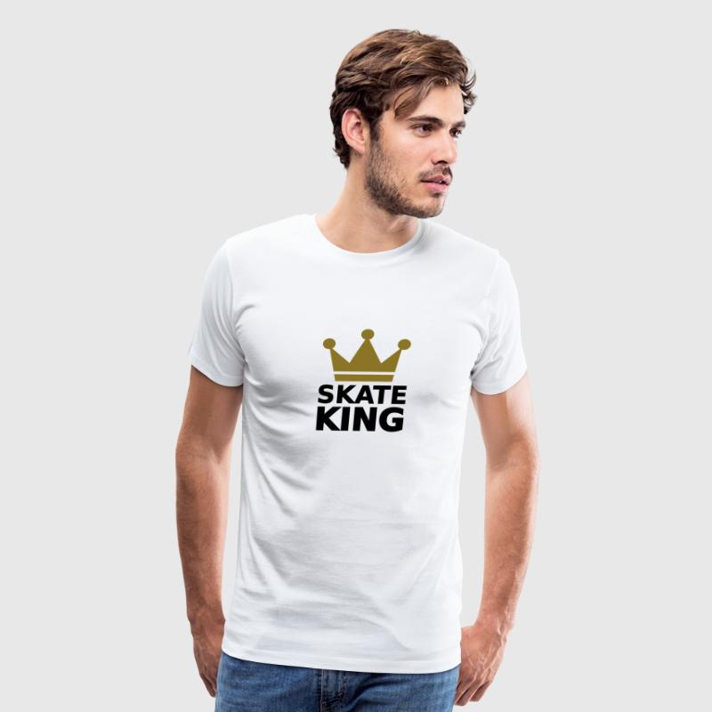 Skate King T-Shirts - Men's Premium T-Shirt