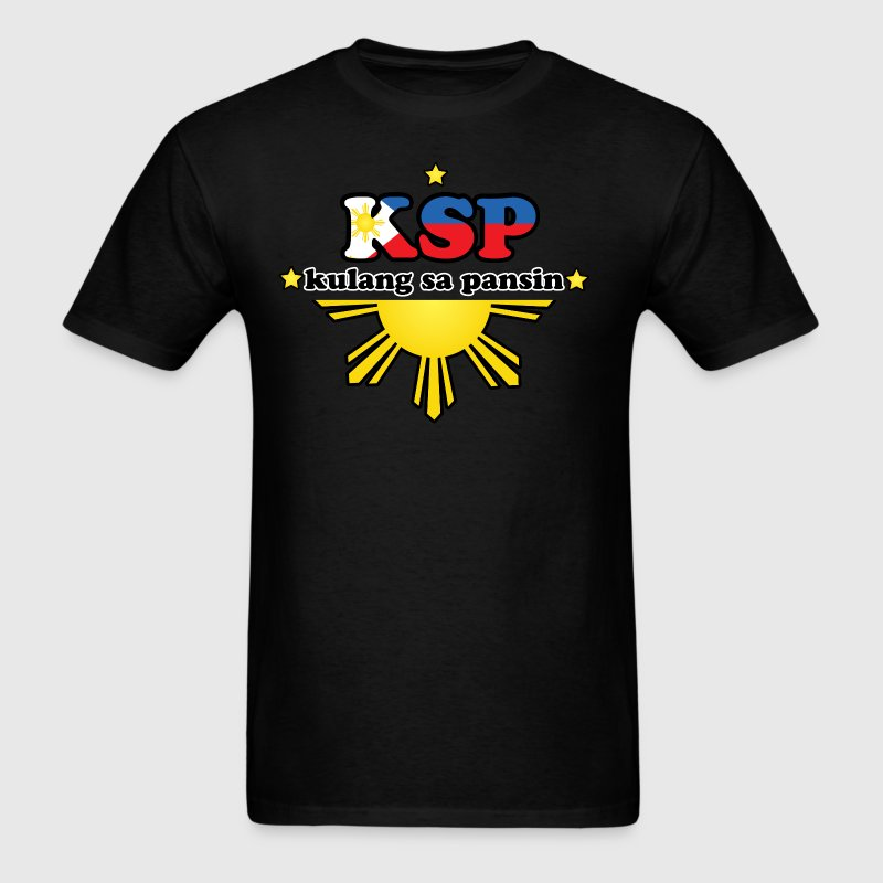 Funny Damit KSP T-Shirts - Men's T-Shirt