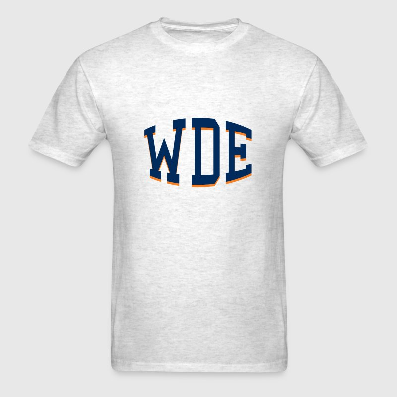 WDE - War Damn Eagle  T-Shirts - Men's T-Shirt