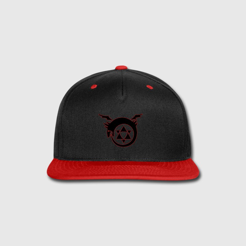homunculus_3 Caps - Snap-back Baseball Cap