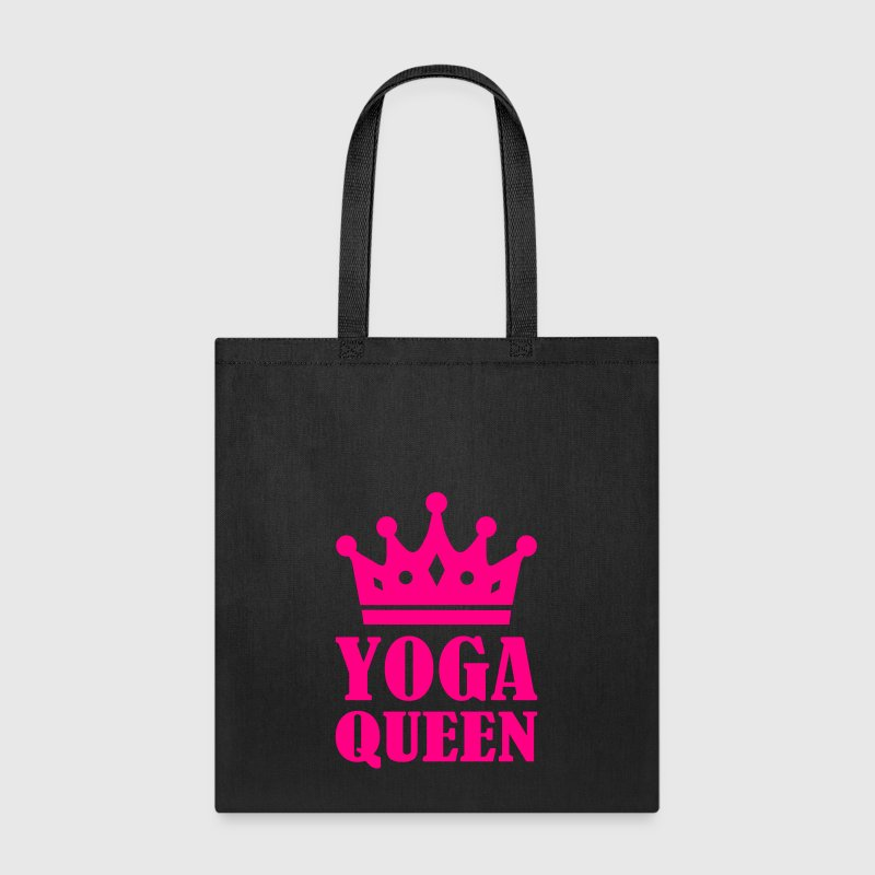 Yoga Queen Bags & backpacks - Tote Bag
