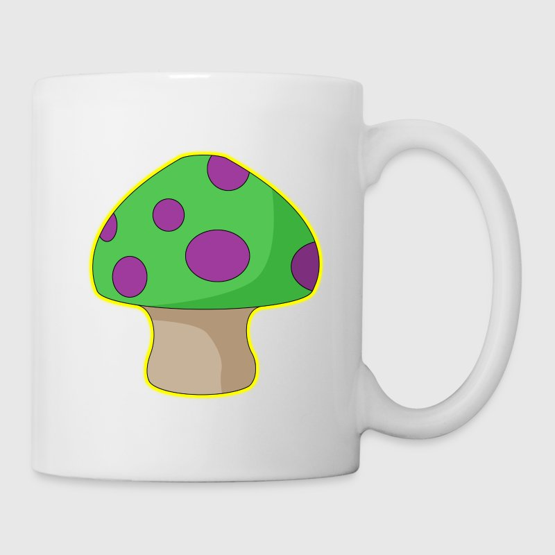 Teemo Mushroom Bottles & Mugs - Coffee/Tea Mug
