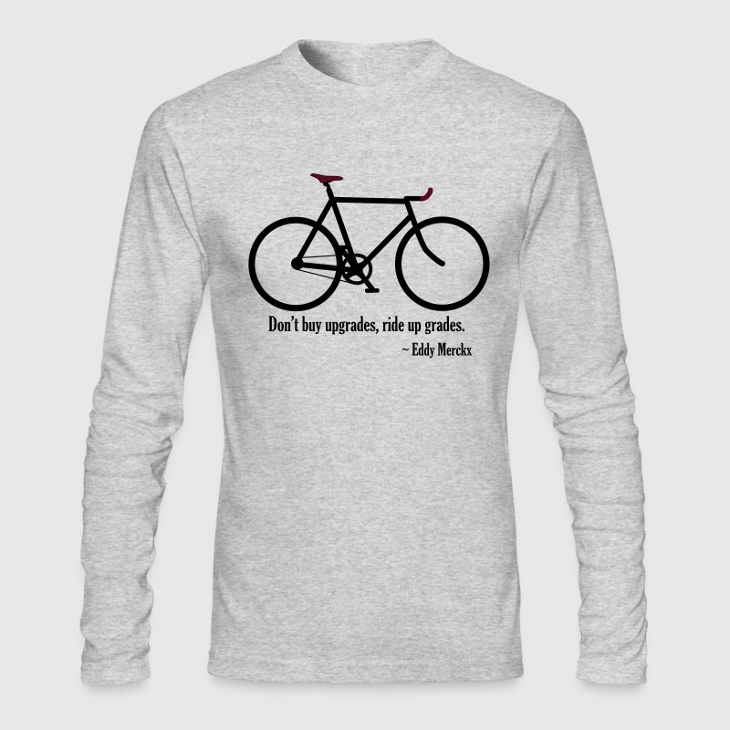 Eddy Merckx - Men's Long Sleeve T-Shirt by Next Level
