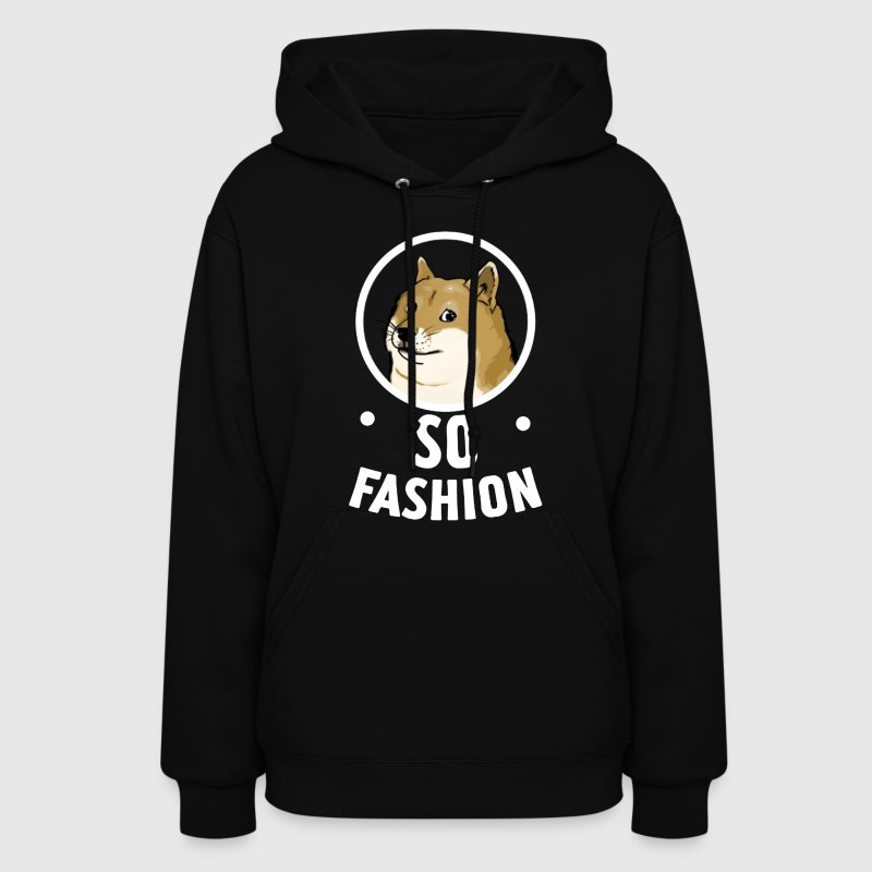 Doge: So Fashion! Hoodies - Women's Hoodie
