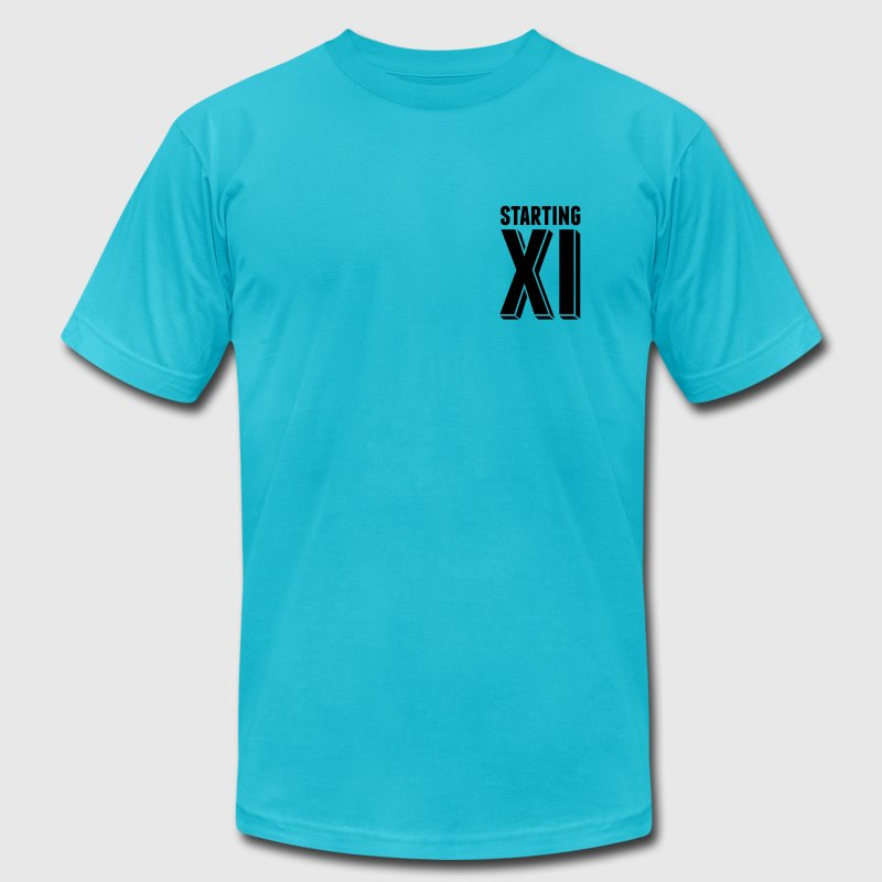 Starting XI Men's Tee - Men's T-Shirt by American Apparel