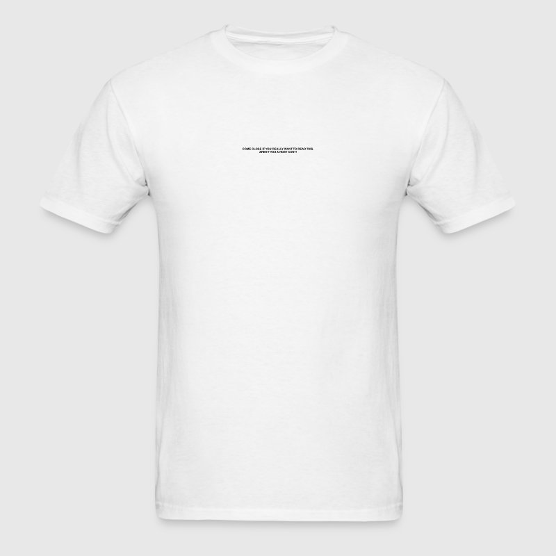 Nosy  ! T-Shirts - Men's T-Shirt