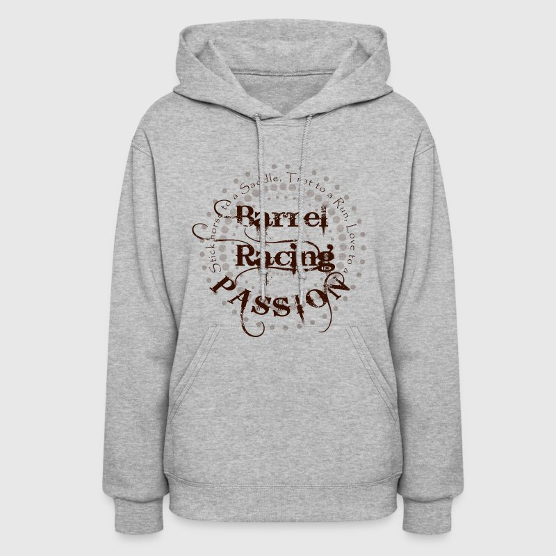Barrel Racing Passion 2 - Women's Hoodie