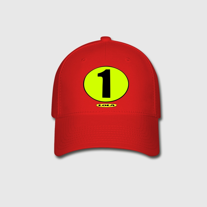 number one - Baseball Cap