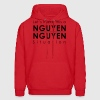 Let's Make this a NGUYEN/NGUYEN situation - Men's Hoodie