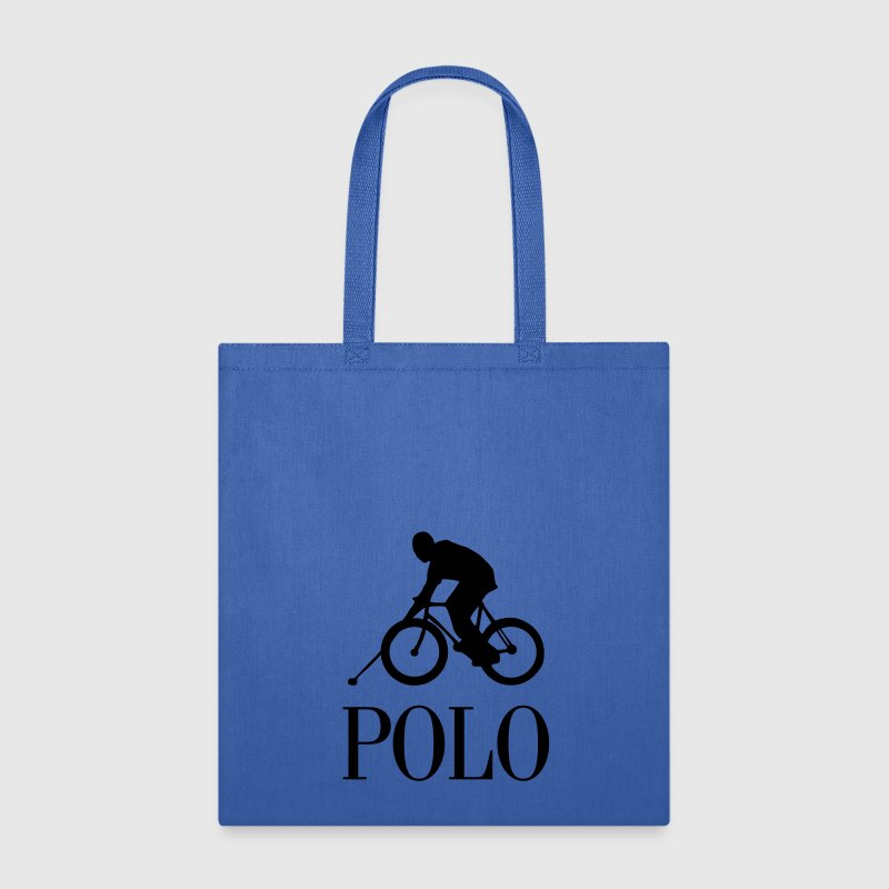 bike polo Bags & backpacks - Tote Bag
