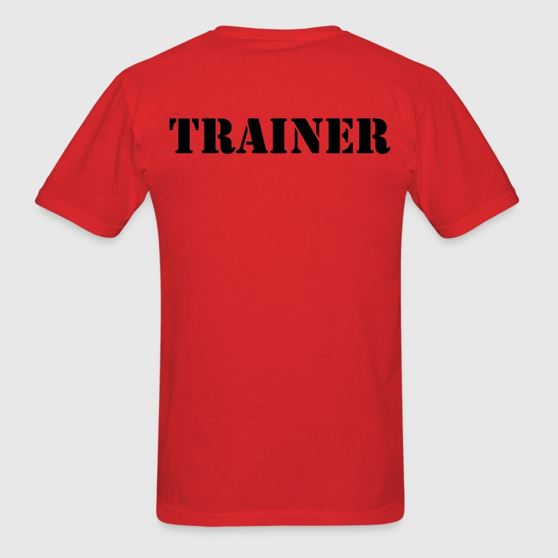 Trainer Shirt - Men's T-Shirt