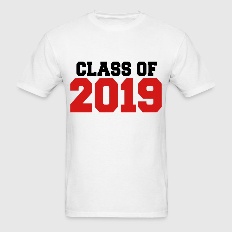 Class of 2019 T-Shirts - Men's T-Shirt