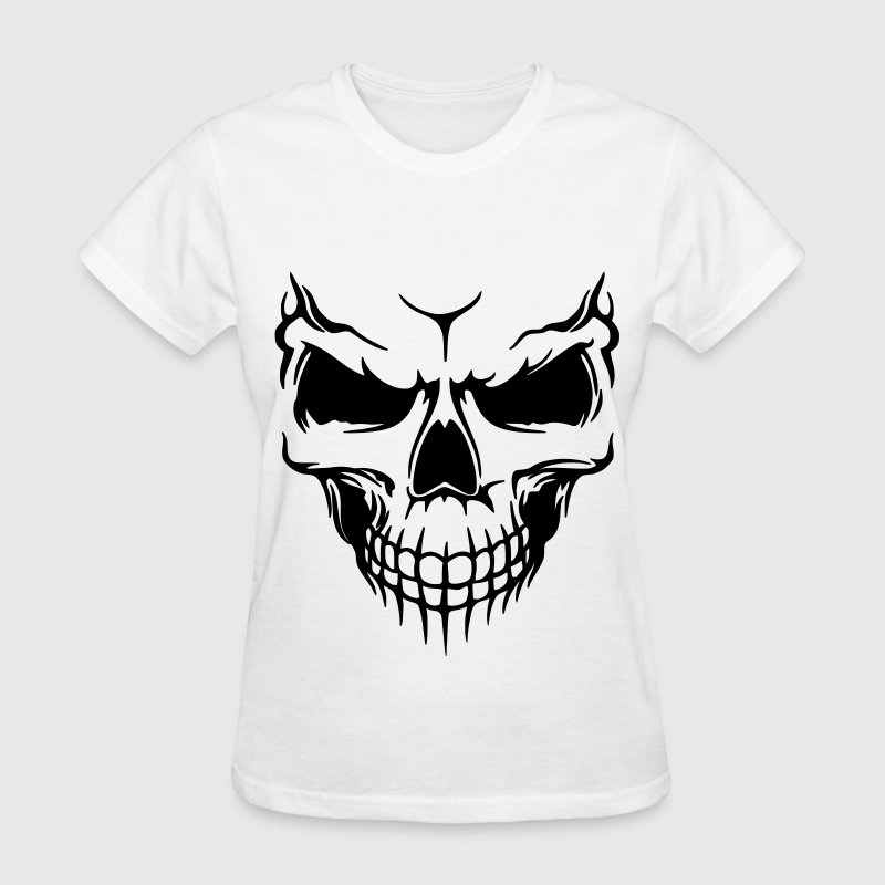 Skull Teeth Women's T-Shirts - Women's T-Shirt