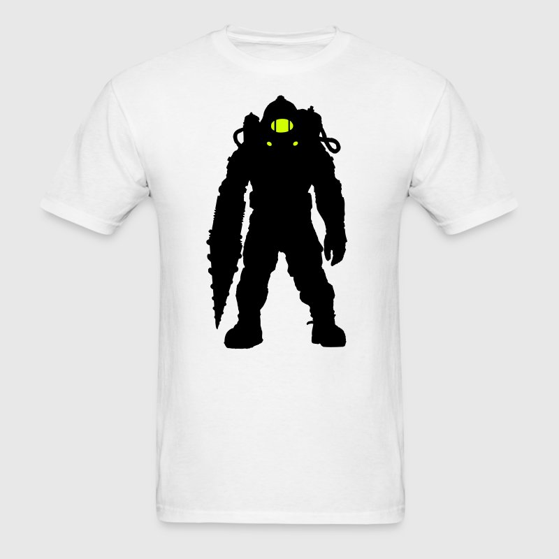 Subject Delta Silhouette T-Shirts - Men's T-Shirt