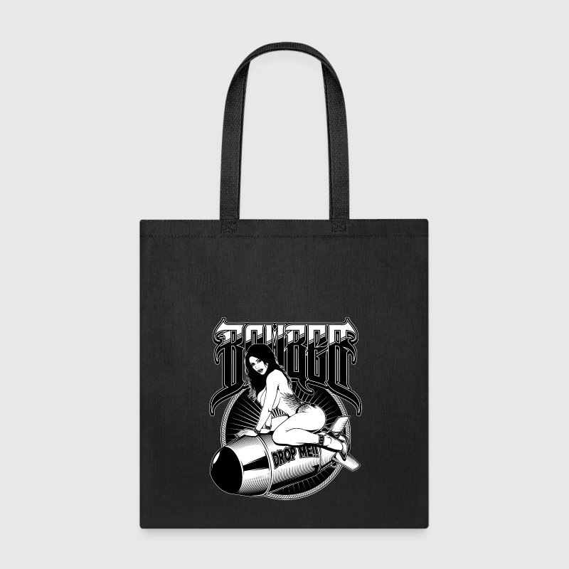 Bomber Girl Bags & backpacks - Tote Bag
