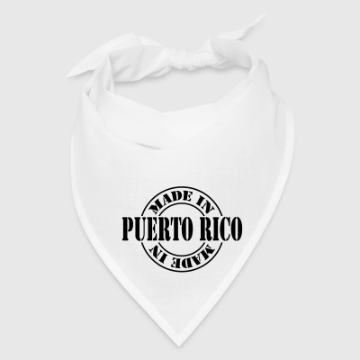 made_in_puerto_rico_m1 Bottles & Mugs - Bandana
