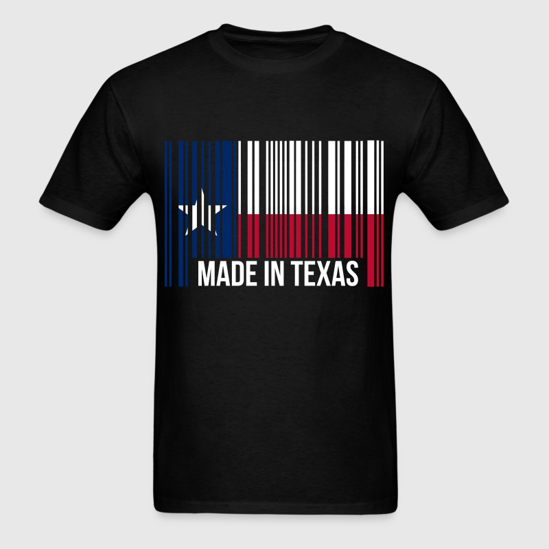 Made in texas t shirt spreadshirt for Made in t shirts
