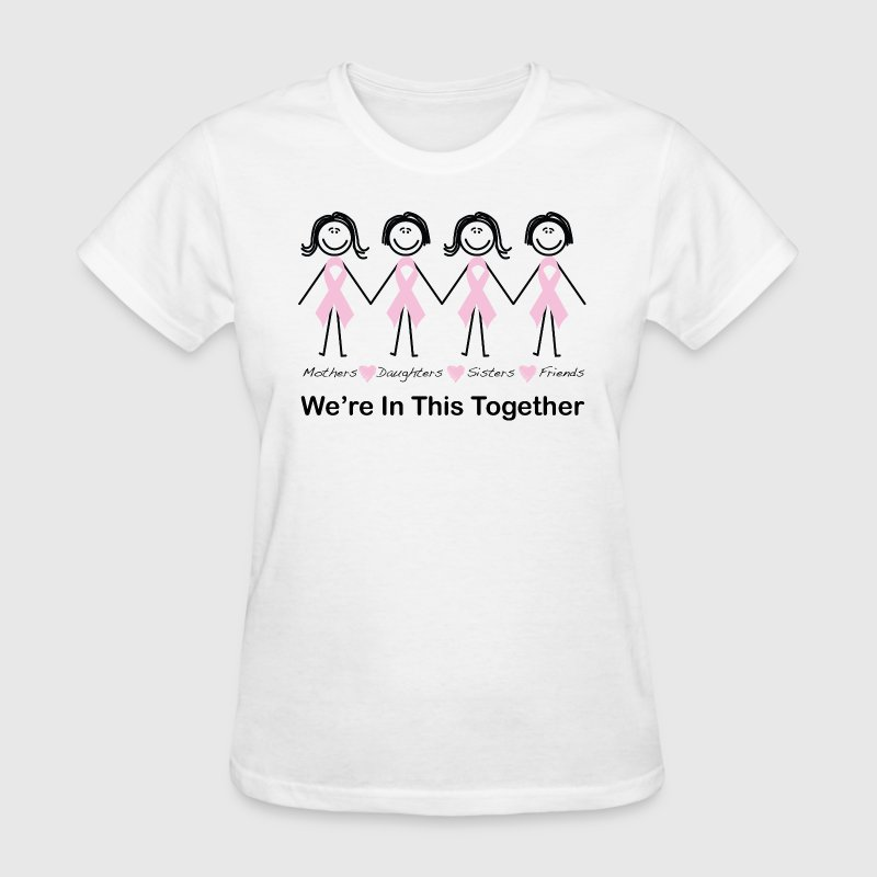 We're In This Together Women's T-Shirts - Women's T-Shirt