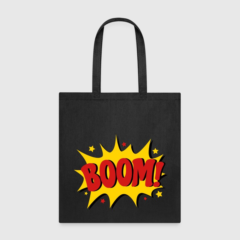 Boom Bags & backpacks - Tote Bag