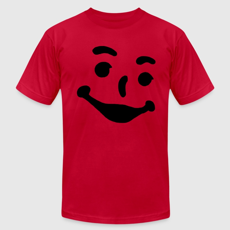 Juice Face T-Shirts - Men's Fine Jersey T-Shirt