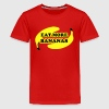 Eat more bananas Kids' Shirts - Kids' Premium T-Shirt