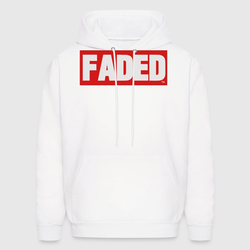 FADED Hoodies - Men's Hoodie