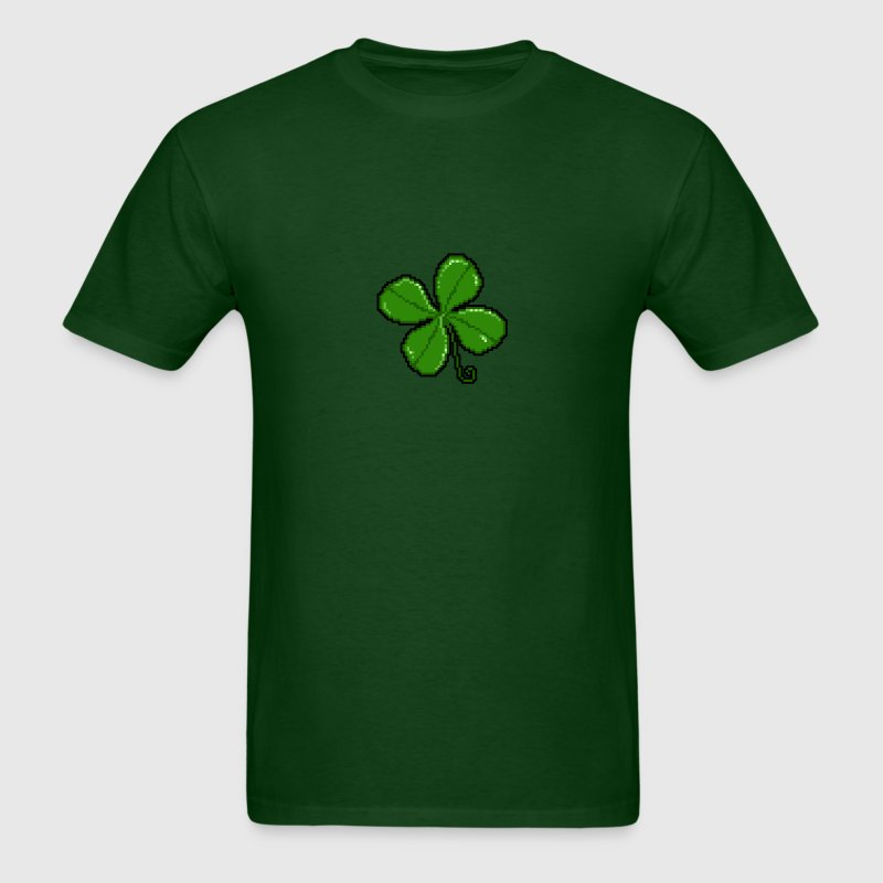 St. Patrick of Pixel-land - Men's T-Shirt