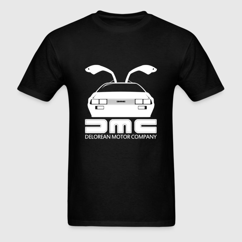 Delorean Motor Company - Men's T-Shirt