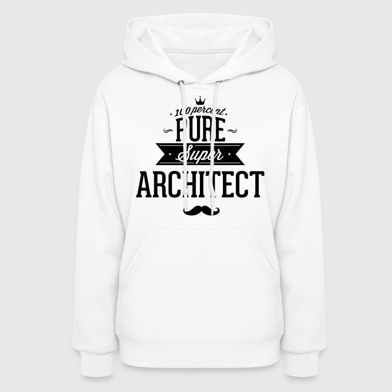100 percent pure super architect Hoodies - Women's Hoodie