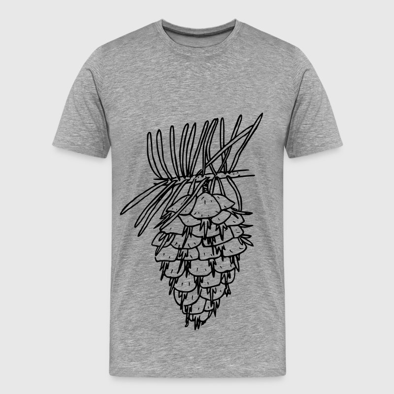 Douglas fir - Men's Premium T-Shirt